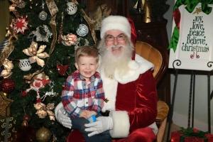 Santa Wade -