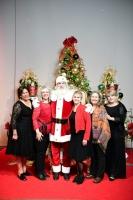 Santa at Sewell KBC - Ken Batchelor Cadillac 2019