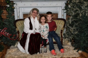 Mrs Claus at JustSmilePhotography