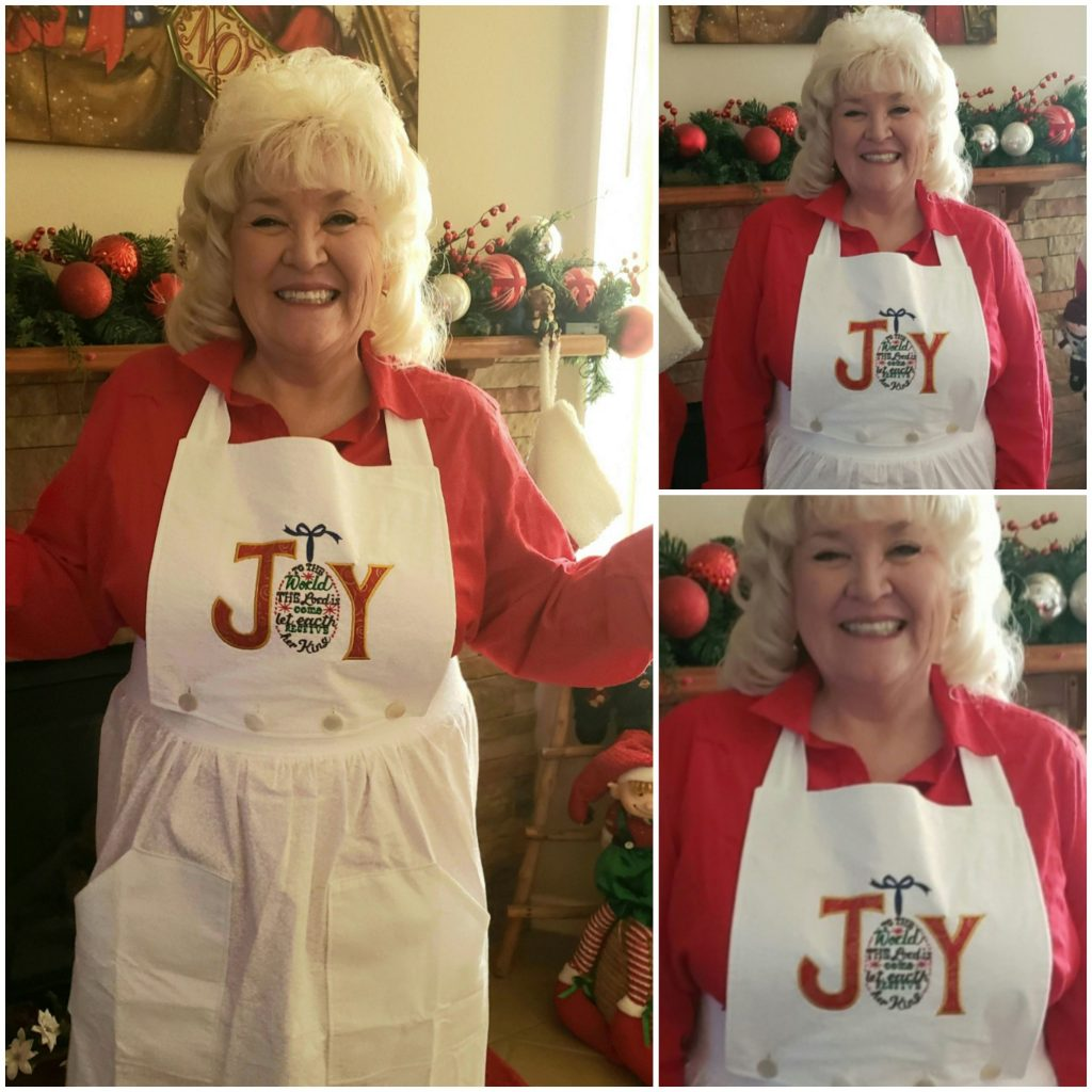Mrs Claus Aprons