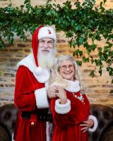 Santa and Mrs Claus - Park31 - 2020