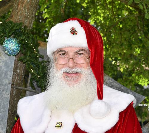 Santa Wade - San Antonio Santa Claus for hire